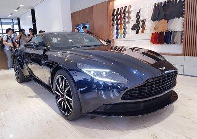 Aston Martin Việt Nam tổ chức sự kiện chăm sóc xe miễn phí a1