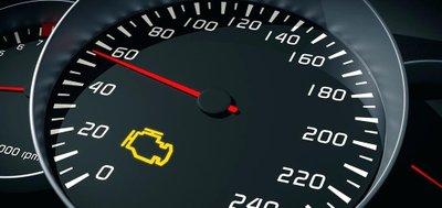 Đèn báo động cơ có thể sáng vì nhiều nguyên nhân đơn giản