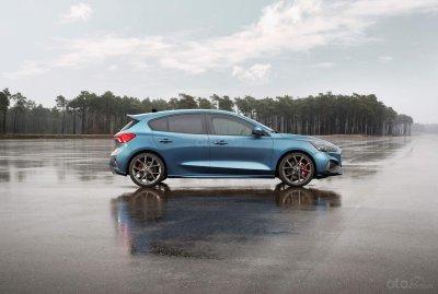 Ford Focus ST 2019 bắt mắt