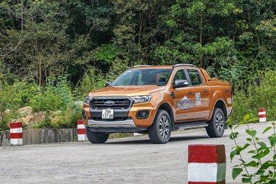 Rộ tin đồn bán tải Ford Ranger chuẩn bị lắp ráp tại Việt Nam a1