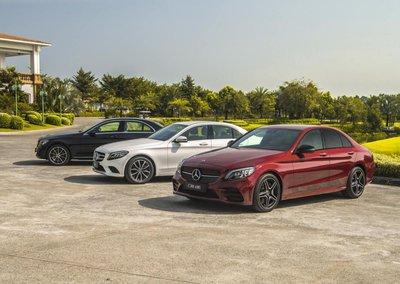 Mercedes-Benz Việt Nam tung ưu đãi trong tháng 5.