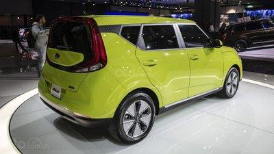 Kia Soul EV 2020 có thể phải cạnh tranh với những người họ hàng