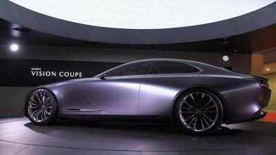 Xe Mazda mới mở rộng ngôn ngữ thiết kế và tích hợp cấu trúc mới