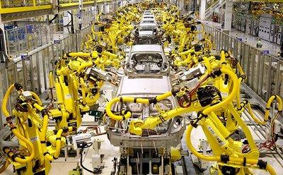 Ngành công nghiệp ô tô Việt Nam hiện vẫn chỉ dừng lại ở mức lắp ráp xe của các thương hiệu lớn là chủ yếu...