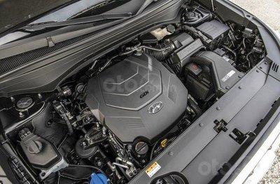 Động cơ V6 3.8L của Hyundai Palisade 2020.