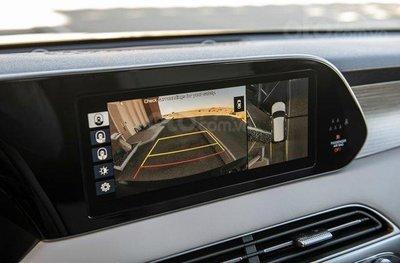 Hyundai Palisade 2020 - bảng điều khiển trung tâm
