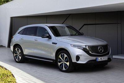 Mercedes EQC - thân xe