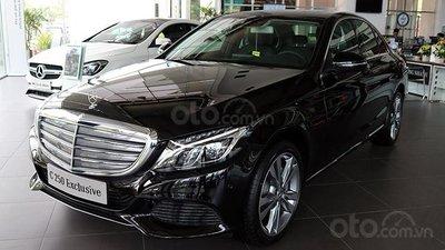Giá xe Mercedes-Benz C250 Exclusive mới nhất...
