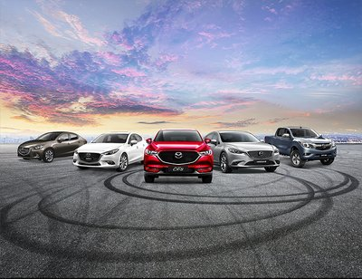 Thaco tung khuyến mại khi mua xe Mazda trong tháng 5/2019 a1