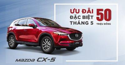 Thaco tung khuyến mại khi mua xe Mazda trong tháng 5/2019 a3