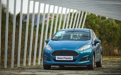 Ford Fiesta 2019 dự kiến quay lại Việt Nam dưới dạng nhập khẩu từ Thái Lan