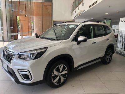 Subaru Forester có giá bán niêm yết từ 1.445 - 1.920 tỷ đồng
