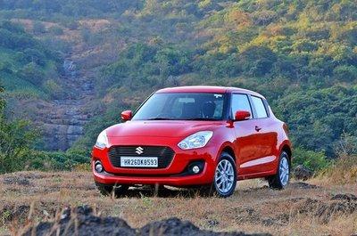 Giá xe Suzuki Swift mới nhất từ 499 - 549 triệu đồng