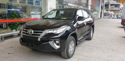 Giá xe Toyota Fortuner dao động từ 1.026 - 1.354 tỷ đồng