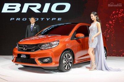 Doanh số Honda trong tháng 4 năm 2019 - Ảnh 1.