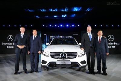 BAIC và Daimler