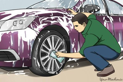 Tác hại của nước mưa đối với ô tô và phương án đối phó: Vệ sinh sớm là phương án khả thi