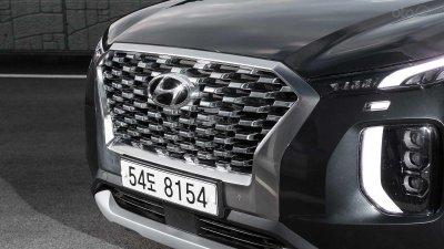 `Ảnh chi tiết Hyundai Palisade sắp về Việt Nam bản dành cho thị trường Hàn a9
