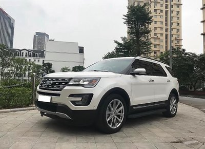 Ford Explorer tại Việt Nam dính án triệu hồi a1
