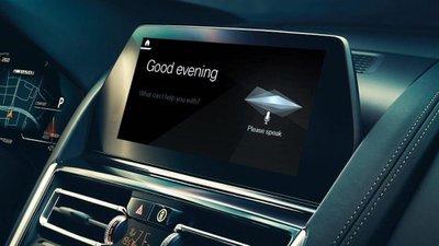 Xe sang BMW sẽ tích hợp thêm chức năng ra lệnh bằng giọng nói Microsoft a1