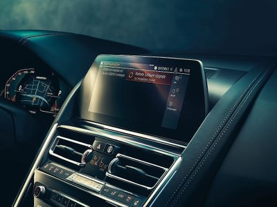 Xe sang BMW sẽ tích hợp thêm chức năng ra lệnh bằng giọng nói Microsoft a4