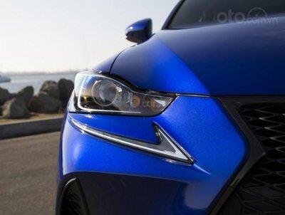 Đèn pha của Lexus IS 2019