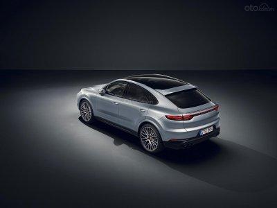 Porsche Cayenne S Coupe 2020 đến Mỹ và Âu