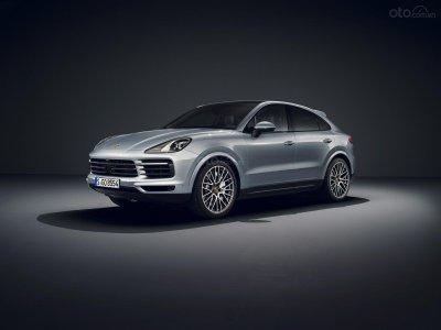 Porsche Cayenne S Coupe 2020 sẵn sàng ra mắt, chào giá hơn 2 tỷ