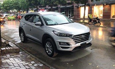 Hyundai SantaFe phiên bản mới xuất hiện tại Hà Nội ...
