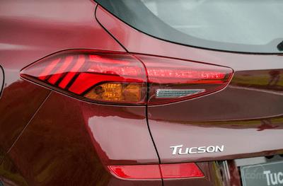 Hyundai Tucson 2019 facelift chốt giá từ 799 triệu đồng, thay đổi ngoạn mục từ trong ra ngoài a12