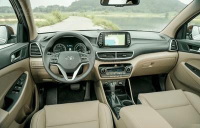 Hyundai Tucson 2019 facelift chốt giá từ 799 triệu đồng, thay đổi ngoạn mục từ trong ra ngoài a17