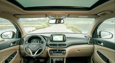 Hyundai Tucson 2019 facelift chốt giá từ 799 triệu đồng, thay đổi ngoạn mục từ trong ra ngoài a4