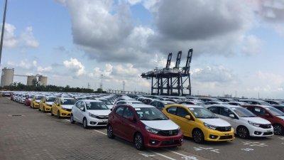 Honda Brio bản số tự động sẽ ra mắt Việt Nam vào tháng 6/2019?.