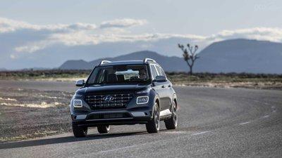 Đánh giá xe Hyundai Venue 2020 - đầu xe