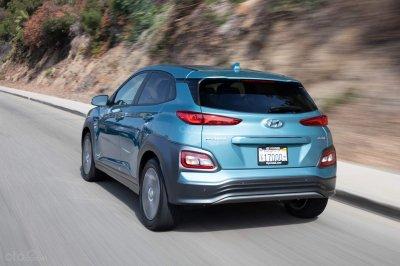 Hyundai Kona 2020 Electric nâng cấp công nghệ, quyến rũ khỏi chê
