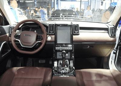 BAIC Changhe Q7 - Range Rover phiên bản Trung Quốc chảy dầu, rỉ sét sau 1 tháng vận hành a4