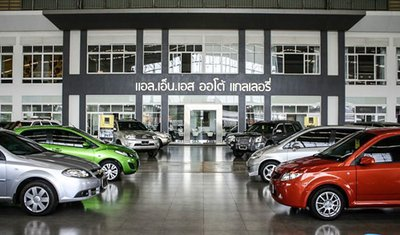 thị trường ô tô điện