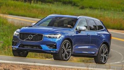 Top 10 xe SUV hạng sang an toàn nhất thế giới 2019 a24
