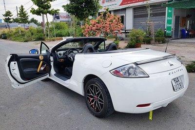 """""""Soi"""" chiếc mui trần Mitsubishi Eclipse 2018 rao bán bằng giá Mitsubishi Xpander mới a8"""
