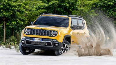 Jeep Renegade 2019.
