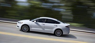 Lỗi xe Ford Fusion đã có báo cáo gây ra tai nạn, thiệt hại