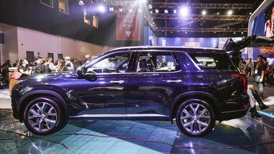 Hyundai Palisade là mẫu SUV 3 hàng cỡ lớn đúng chất