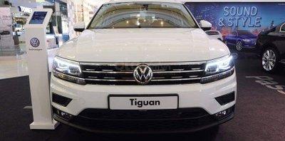 Volkswagen Tiguan 2019 Sound&Style