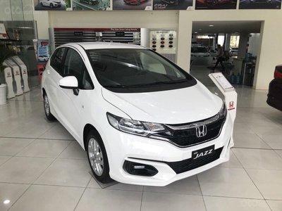 Honda Jazz 2019 màu trắng tại Vn