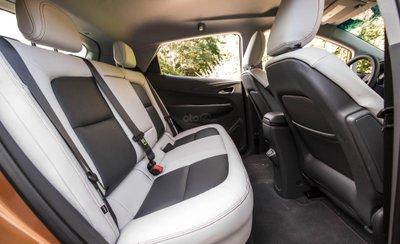 Ghế sau của Chevrolet Bolt 2019