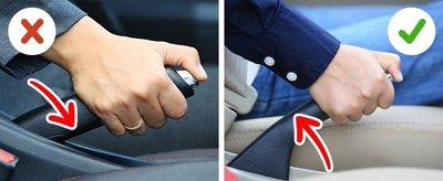 """5 thói quen xấu có thể """"giết chết"""" ô tô của bạn: Ngại dùng phanh tay"""