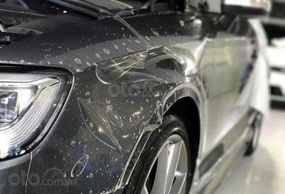 Wax bóng, phủ sáp ô tô: Góp phần chống trầy