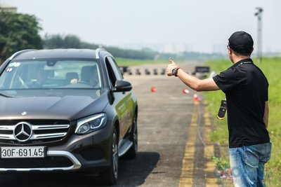 Mercedes-Benz Driving Academy 2019 7.