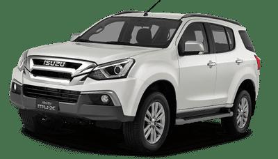 Giá xe Isuzu MU-X cập nhật tháng 7/2019.