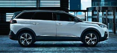 Giá xe Peugeot 5008 tháng 7/2019